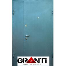 Дверь двустворчатая №12
