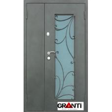Дверь  двустворчатая №18