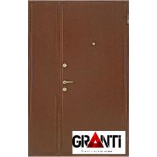 Дверь двустворчатая №2 - порошковое напыление
