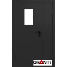 Дверь Противопожарная двупольная №13
