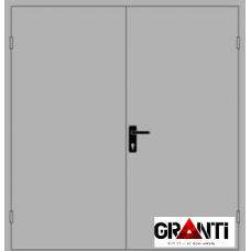 Дверь Противопожарная двупольная №664