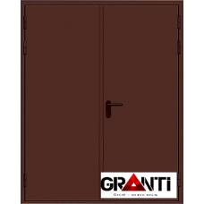 Дверь Противопожарная двупольная №8