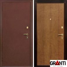 Дверь с ламинатом №13