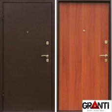Дверь с ламинатом №14