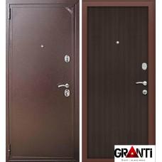 Дверь с ламинатом №18