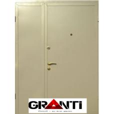 Дверь  двустворчатая №11