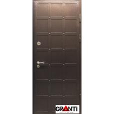 Дверь с порошковым напылением №509