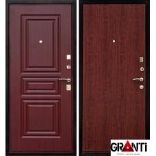 Дверь с ламинатом №563