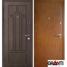 Дверь с ламинатом №44