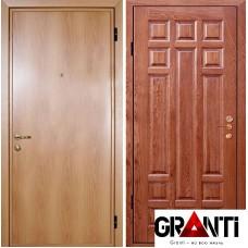 Дверь с ламинатом №45