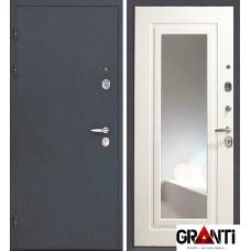 Дверь с зеркалом №2