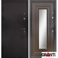 Дверь с зеркалом №3
