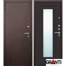 Дверь с зеркалом №4