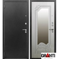 Дверь с зеркалом №10