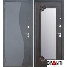 Дверь с зеркалом №14