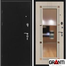 Дверь с зеркалом №16