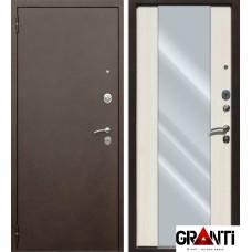 Дверь с зеркалом №17
