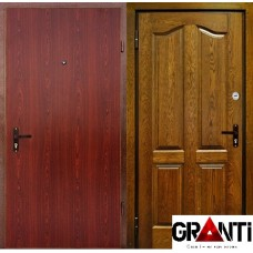Дверь с ламинатом №49