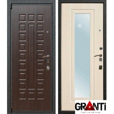 Дверь с зеркалом №610