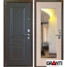 Дверь с зеркалом №609