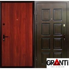 Дверь с ламинатом №52