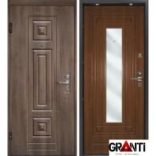 Дверь с зеркалом №27
