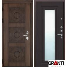 Дверь с зеркалом №31