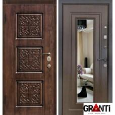 Дверь с зеркалом №33