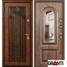 Дверь с зеркалом №36