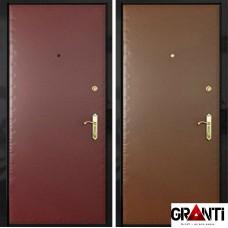 Дверь с винилискожей №4
