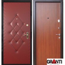 Дверь с винилискожей №19
