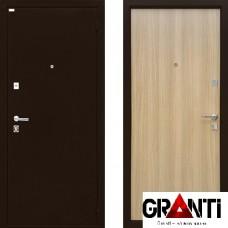 Дверь с ламинатом №1