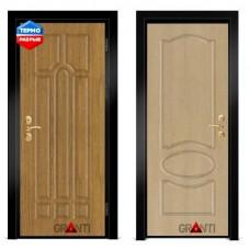 Дверь с терморазрывом №2846