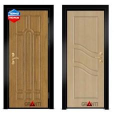 Дверь с терморазрывом №2847