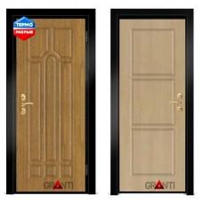Дверь с терморазрывом №2848