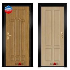 Дверь с терморазрывом №2849
