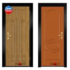 Дверь с терморазрывом №2850