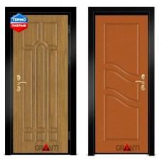 Дверь с терморазрывом №2851