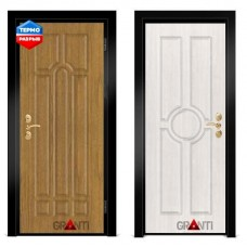 Дверь с терморазрывом №2852