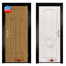Дверь с терморазрывом №2853