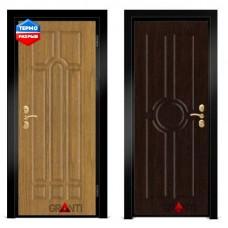 Дверь с терморазрывом №2856