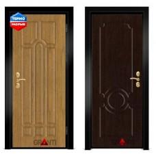 Дверь с терморазрывом №2857