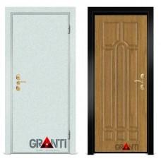 Входная металлическая Дверь МДФ - м 23.1 в коттедж