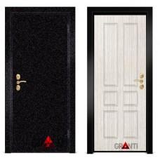 Входная металлическая Дверь МДФ - м 37.3 для загородного дома