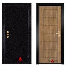 Входная металлическая Дверь МДФ - м 37.7 в квартиру