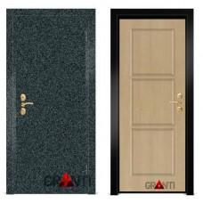 Входная металлическая Дверь МДФ - м 8.1 в квартиру
