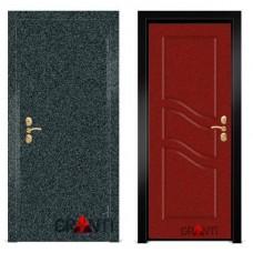 Входная металлическая Дверь МДФ - м 8.6 в квартиру