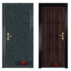 Входная металлическая Дверь МДФ - м 9.2 в квартиру
