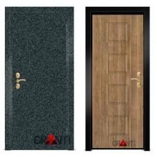 Дверь Порошок - МДФ №815