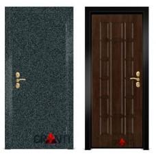 Дверь Порошок - МДФ №704